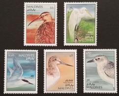 Maldive Islands  Birds LOT - Timbres