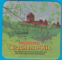 Privatbrauerei Carl Bremme Wuppertal ( Bd 2096 ) - Bierdeckel