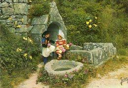 Enfants...fouesnant....benodet  Edit  Jean  20.047 - Bretagne