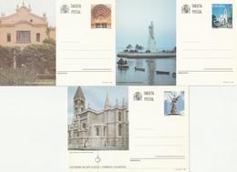 1996 España. Entero Postales Turismo (Edif.160/162)**  3v - Enteros Postales