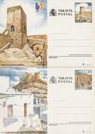 1990 España. Entero Postales Turismo (Edif.149/150)**  2v - Enteros Postales