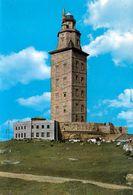 1 AK Spanien * Der Herkulesturm In La Coruña - ältester Leuchtturm Der Welt (2. Jh.) - Seit 2009 UNESCO Weltkulturerbe - La Coruña