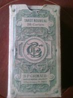 Tarot Nouveau 78 Cartes.B.P GRIMAUD . ANCIEN - Juegos De Sociedad