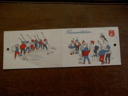 Oude          Naalden Kaart SCHEEWITTCHEN - Loisirs Créatifs