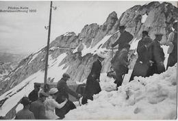 PILATUS-KULM → Betriebseröffnung 1910, Sehr Selten Angebotene Karte    ►RRR◄ - NW Nidwalden