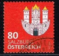 Österreich 2018, Michel# 3409 O     Österreichische Wappen:Salzburg - 1945-.... 2. Republik