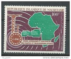 "Mauritanie Aerien YT 69 (PA) "" UAMPT "" 1967 Neuf** - Mauritanie (1960-...)"