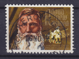 Papua New Guinea 1972 Mi. 232  7c. Missionär Missionairy Rev. Dr. Flierl, 1886 - Papouasie-Nouvelle-Guinée