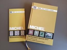 MICHEL Deutschland Spezial 2017 Band 1 1849-1945 Gebraucht - Allemagne