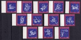 Kazakhstan 1997.  Star Signs. Signs Of The Zodiac. Astrology. - Astrologie