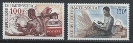 Haute-Volta YT PA 58-59 XX / MNH Artisanat - Upper Volta (1958-1984)
