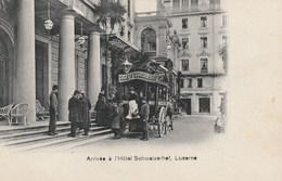 HOTEL SCHWEIZERHOF  LUZERNE - LU Lucerne