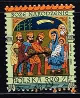 Polen 2015, Michel# 4804 O Weihnachten 2015 - 1944-.... Republik