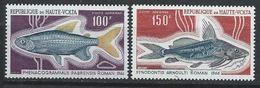 Haute-Volta YT PA 66-67 XX / MNH Poisson Fish Animal Wildlife - Upper Volta (1958-1984)
