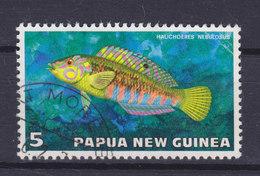 Papua New Guinea 1976 Mi. 315  5 T Tropical Fish Tropische Fische Nebeljunker - Papouasie-Nouvelle-Guinée