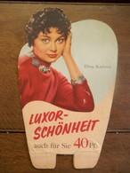 Oude Reklame 1955 Zwaar KARTON   ELMA  KARLOWA Duitsland - Uithangborden
