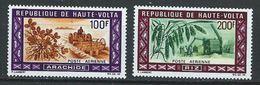 Haute-Volta YT PA 73-74 XX / MNH Agriculture - Haute-Volta (1958-1984)