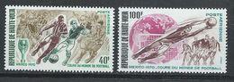 Haute-Volta YT PA 78-79 XX / MNH Football Worldcup Sport - Upper Volta (1958-1984)