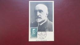 Carte Maximum France N° 377 Charcot Musee De La Marine Paris 1944 - Maximum Cards