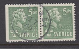 Sweden 1940 - Michel 277 Dl/B Used - Svezia