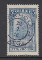 Sweden 1903 - Michel 54 Used - Sweden