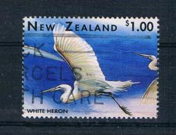 Neuseeland 1996 Vögel Mi.Nr. 1513 Gestempelt - Neuseeland