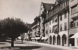 BRUGG  BAHNHOFPLATZ - AG Argovie