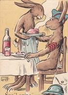 Nos Lapins - Ils Iment Bon Gîte Et Le Reste... Surtout Le Reste !... - Dieren