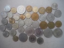 P15   Lot Monnaies Yougoslavie - Dinar Et Para - 1938 à 2002 - Yougoslavie
