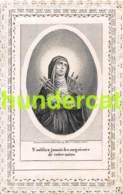 CPA IMAGE PIEUSE DENTELLE BOUASSE LEBEL PARIS VIERGE N'OUBLIEZ JAMAIS LACE HOLY CARD - Images Religieuses