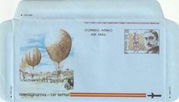 1990 España. Aerograma (Edif.215)**  1v - Enteros Postales
