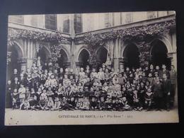 "54  NANCY  Cathédrale  -  Le  "" Pt'it  Patro ""  1915 - Nancy"