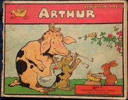 Benjamin Rabier - ARTHUR - Suivi De : NO - NO - Librairie Garnier Frères - ( 1935 ) . - 1901-1940
