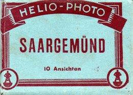 **POCHETTE PHOTOS DE SARREGUEMINES - SAARGEMUND - Sarreguemines