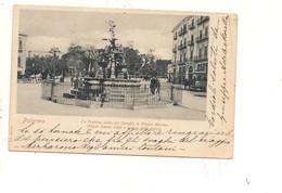 PA524 SICILIA PALERMO PORTO 1900 Viaggiata - Palermo
