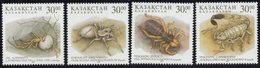 Kazakhstan 1997. Venomous Insects. Fauna. MNH - Insects