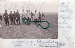 Veszprém - 1904 , K.u.K . Armee , Feldgeschütz Kommission , Feldmarschalleutnant Lobkowitz / Lobkow. / , Generäle - Hongrie