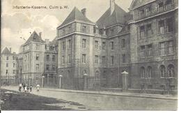 Culm Infanterie Kaserne - Pologne