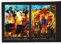 SRO50 VEREINTE NATIONEN UNO GENF 2004 Michl 505/06 SATZ ** Postfrisch - Genf - Büro Der Vereinten Nationen
