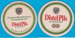 Distelhäuser Brauerei Ernst Bauer Tauberbischofsheim -Distelhausen ( Bd 2102 ) - Bierdeckel