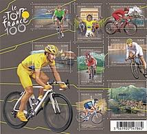 100 ANS TOUR DE FRANCE - Mint/Hinged