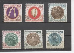 CONGO - Monnaies Anciennes:  Congolaises (Dzeke, Okengo), Gauloise, Romaine, Danubienne, Grecque - Numismatie - Congo - Brazzaville