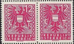 1609s: Wappen 12 Rpf Gindl Plf 8, Typisches Feldmerkmal Feld 19, 250 Punkte - Variétés & Curiosités