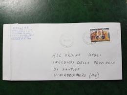 (11097) ITALIA STORIA POSTALE 1997 - 6. 1946-.. Repubblica