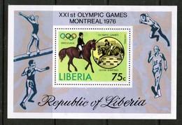 LIBERIA   Scott # C 211** VF MINT NH SOUVENIR SHEET  LG-923 - Liberia