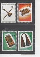CONGO - Musique - Instruments De Musique Traditionnelle : Esanga, Kalakwa, Likembe, Ngongui - - Congo - Brazzaville