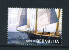 BERMUDA  -  2007  Spirit Of Bermuda  35c  FU (stock Scan) - Bermudas