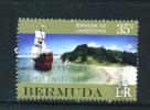 BERMUDA  -  2007  Jamestown  35c  FU (stock Scan) - Bermudas