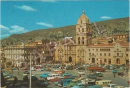 La Paz (Bolivie) - Place De San-Francisco - Bolivie