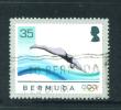 BERMUDA  -  2008  Olympics  35c  FU (stock Scan) - Bermuda